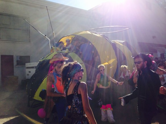burning man decompression